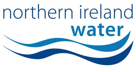 northern ireland water logo